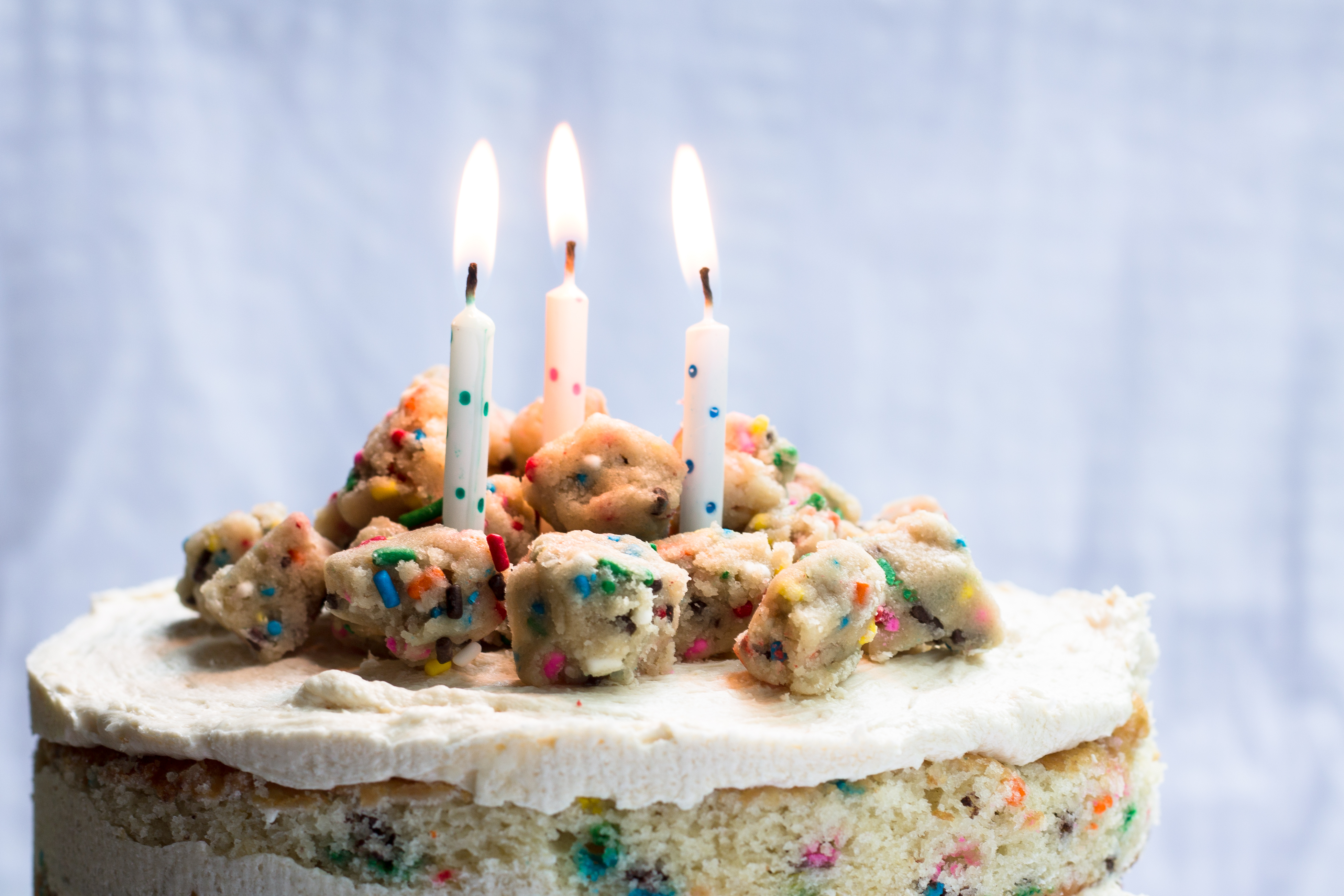 Phenomenal Cookie Dough Momofuku Funfetti Birthday Cake Pass The Cookies Funny Birthday Cards Online Overcheapnameinfo