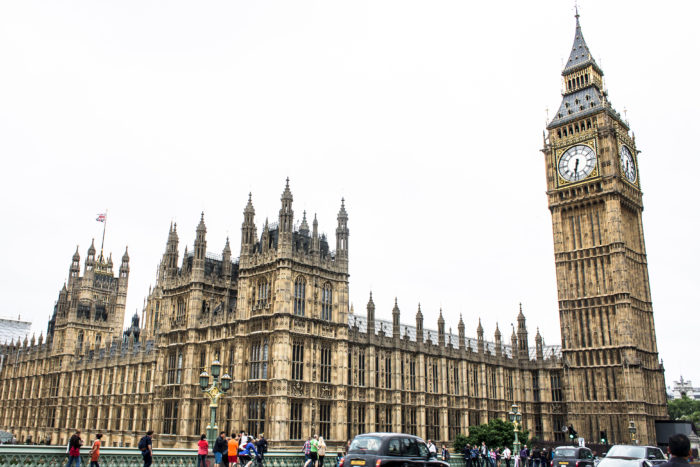 england part I: london's main attractions