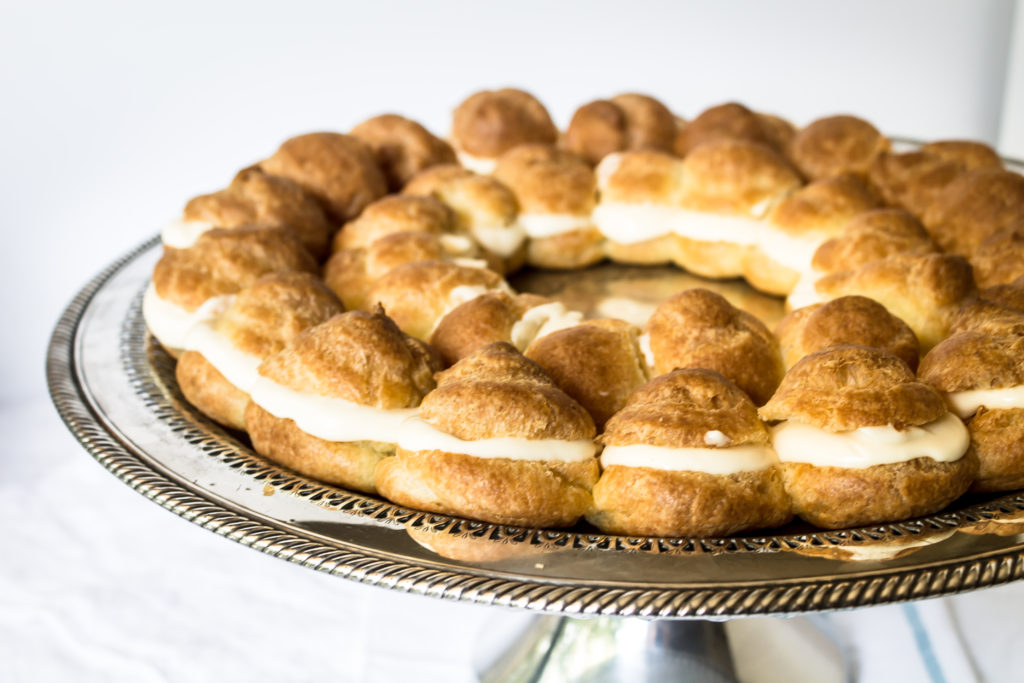 The decadent Paris Brest pastry celebrates great randonneuring traditions and tastes absolutely delicious.