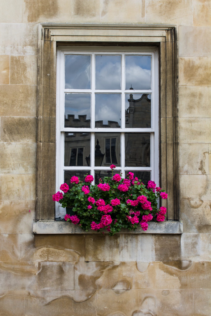 We took the train from London to spend a day in beautiful Cambridge and loved every part of it.