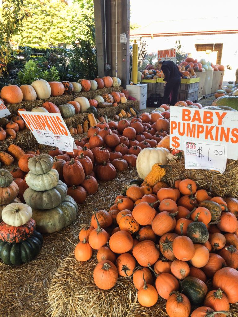 Farmers' Market October-9
