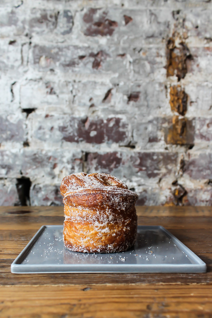 Raleigh bakery tour - croissants, morning buns, hot chocolate, and more.