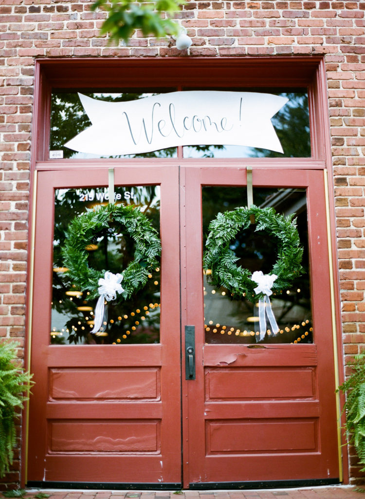 Woodhouse wedding planning