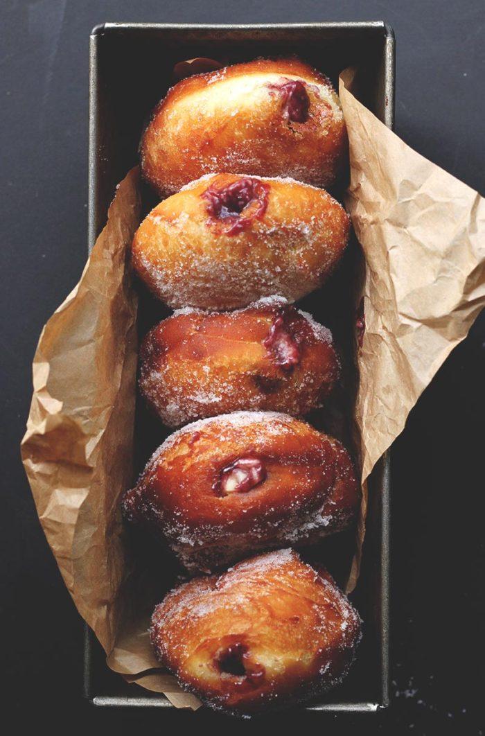 national doughnut day recipe roundup