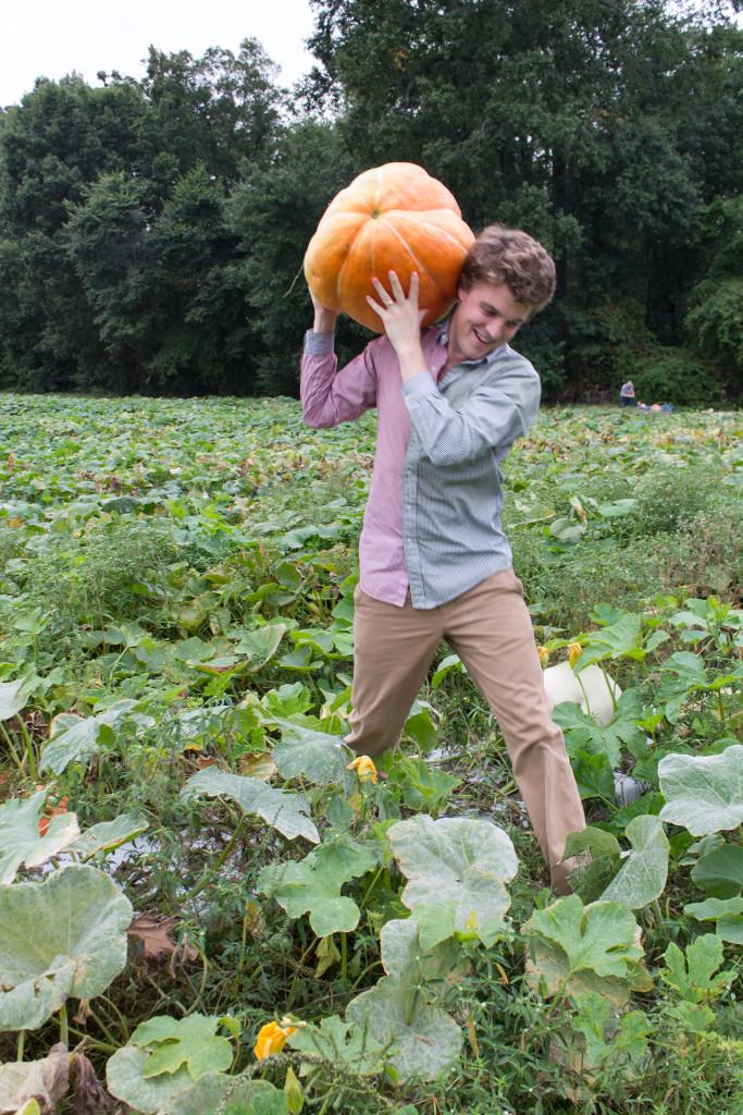 Pumpkin Picking-7