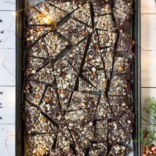 homemade gifts and easy english toffee