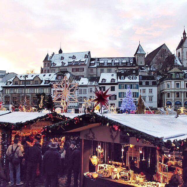 link love German Christmas Market Small