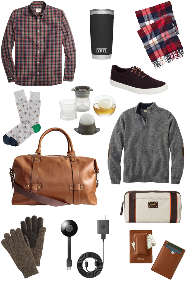 2017 gift guide for him