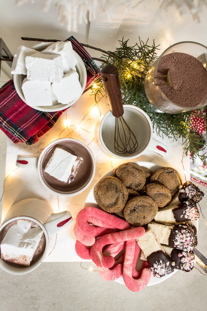 Hot Chocolate Bar | Pass the Cookies | www.passthecookies.com