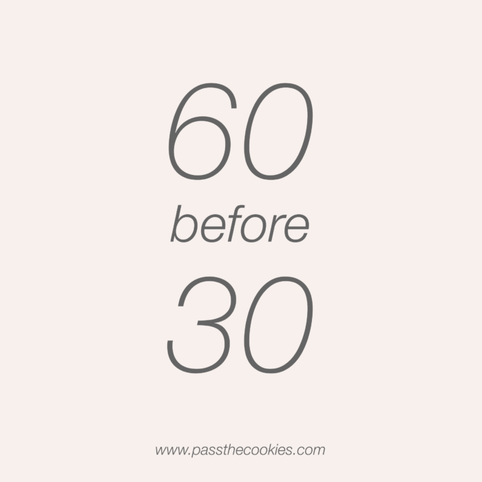60 before 30 update
