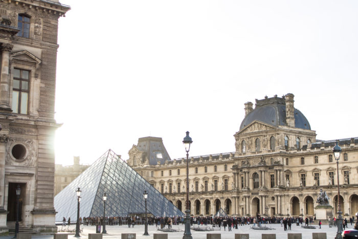 paris, part II: art museums