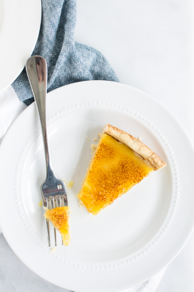 Caramelized Lemon Tart | Pass the Cookies | www.passthecookies.com