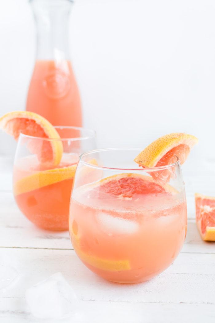 grapefruit spritzer