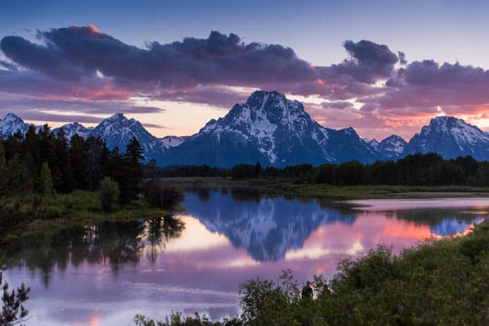 Summer Travel Inspiration - Grand Teton National Park