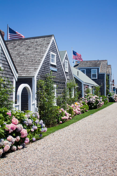 Summer Travel Inspiration - Nantucket