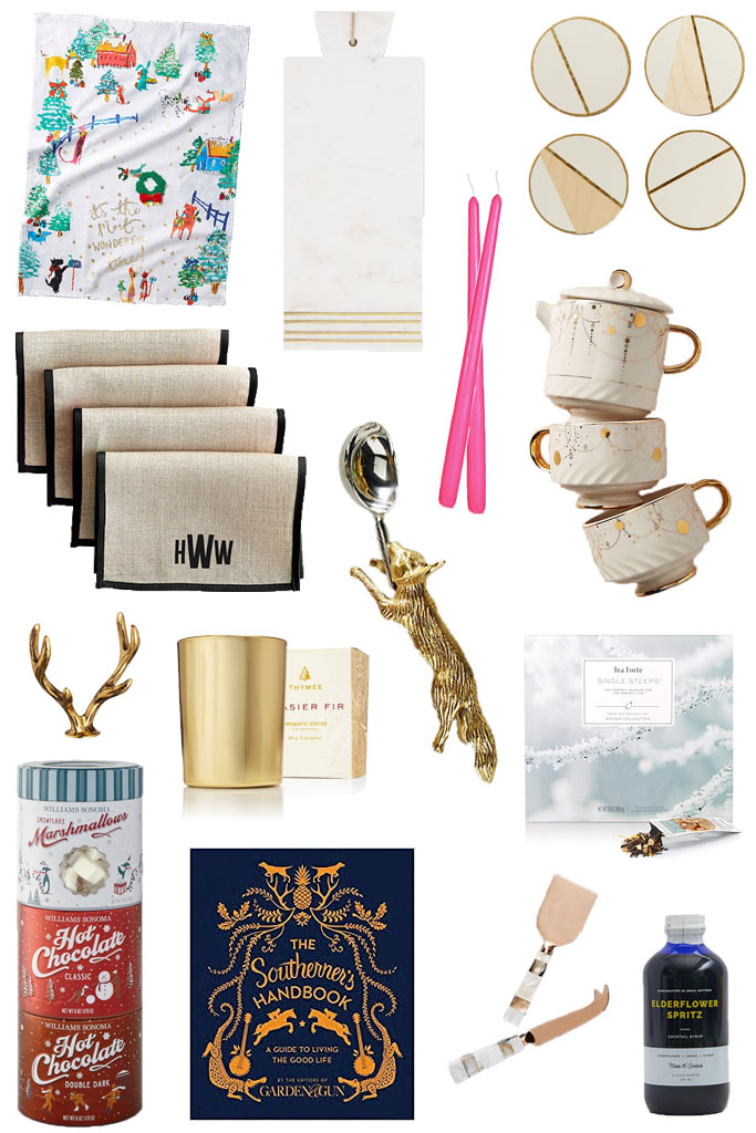 gifts for the hostess