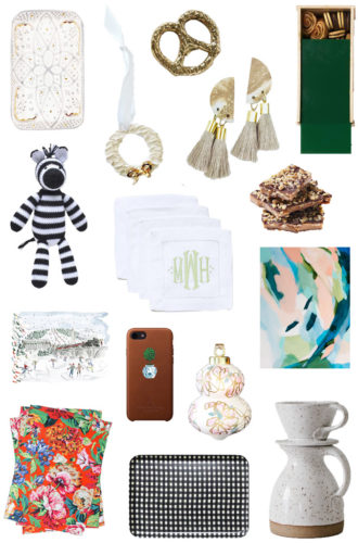 shop small business gift guide 2018