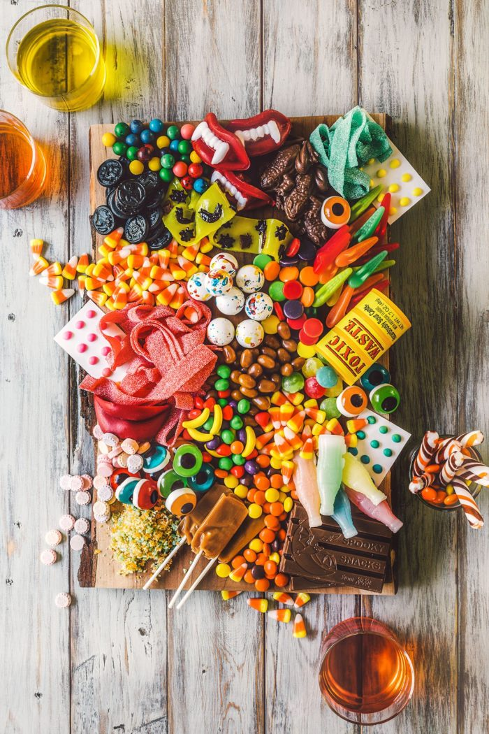 Leftover Halloween Candy Recipe Roundup
