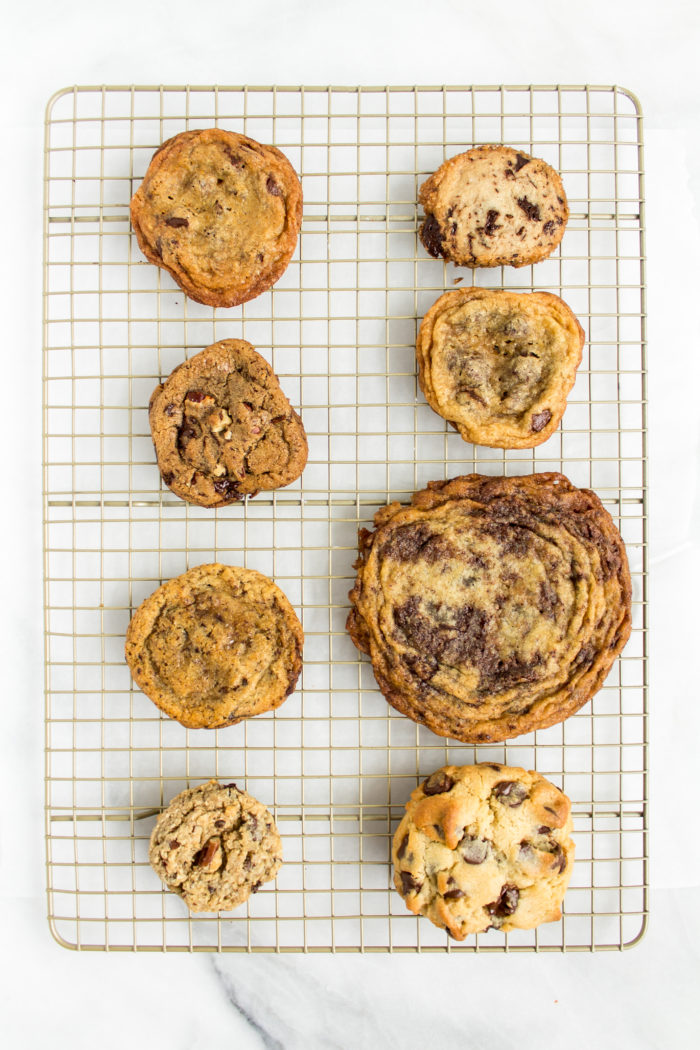 chocolate chip cookie tournament