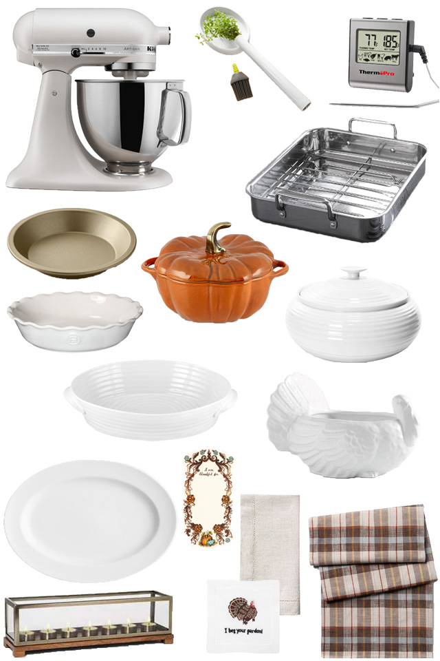 Thanksgiving Hosting Guide | Pass the Cookies | www.passthecookies.com